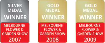 Medal Winners - Natural Gardenscapes